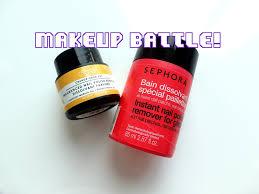 makeup battle ciate vs sephora nail polish remover