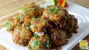 easy mushroom gravy recipe by mushroom manchurian dry recipe by vahchef vahrehvah com youtube
