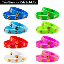 silicone bracelet size images Silicone bracelet emoji silicone wristbands bracelets for kids jpg