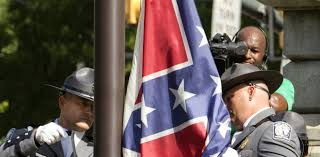 Battle Flag Of The Confederacy How The Confederate Battle Flag Finally Came Down