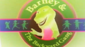 barney and the backyard gang theme song in g major youtube