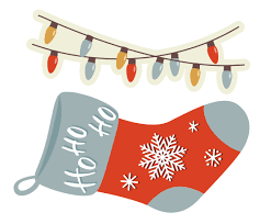 7 cute printable photo booth props for the holidays