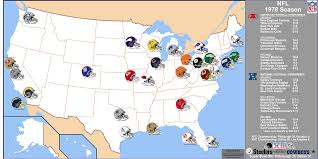 Seattle Usa Map by Map Of Usa Nfl Teams Map Of Usa Nfl Teams Map Of Us Nfl Teams