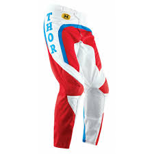 thor phase s15 motocross pant pro gp blue red 2015 mxweiss