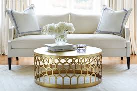 beautiful coffee tables 5 round coffee tables for a beautiful and chic living room