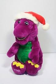 Barney And The Backyard Gang Doll New Barney The Purple Dinosaur 5 5