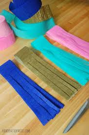 streamers paper best 25 crepe paper streamers ideas on party