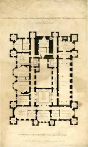 castle plans castle howard floor plans and castles on pinterest idolza