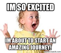 Im So Excited Meme - so excited