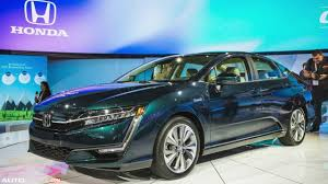 2018 Honda Clarity Electric And Plug In Hybrid Youtube