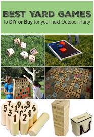 best yard games for an outdoor party yard games corn hole and
