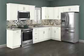 kitchen storage cabinets menards cardell cornerstone collection lakeridge 19 l kitchen