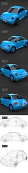 volkswagen beetle studio max 3d volkswagen beetle classic by laythjawad 3docean