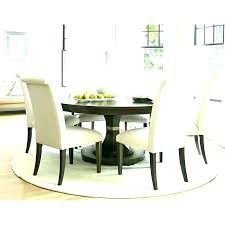 rug under dining table size area rug for dining room thebeautifulga me