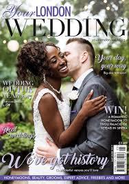 wedding magazines your london wedding magazine camden weddings