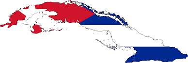 Map Cuba Cuba Flag Map U2022 Mapsof Net