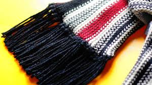 how to add fringe to a crochet or knit project 13 steps
