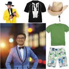 Psy Halloween Costume Gangnam Style Fashion Ideas Men Ladies Cool Tips