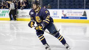 bentley college hockey returns home to host bentley canisius college