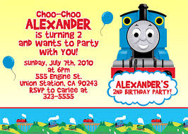template undangan online attractive thomas the train birthday invitation ideas drevio