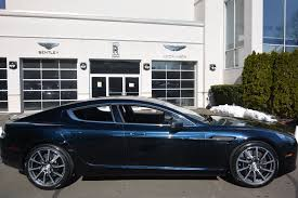 bentley rapide 2017 aston martin rapide s shadow edition stock a1220 for sale