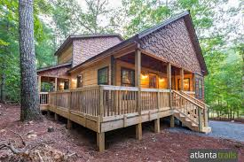 Amicalola Cottage Pictures by Georgia Cabin Reviews Atlanta Trails
