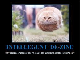 Meme Design - intelligent design meme guy