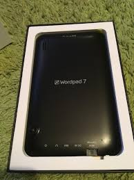 wordpad for android wordpad 7 android tablet in farnborough hshire gumtree