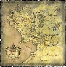 Fantasy Map Maker The Power Of Tolkien U0027s Prose U2013 A Clearer Thinking Oasis
