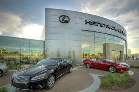 hendrick lexus kansas city merriam ks 66203 car dealership and