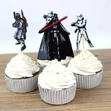 wars party supplies 72pcs the wars party supplies cupcake toppers