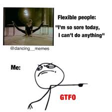 Problem Memes - dancing memes ballet and dance problem meme instagram account