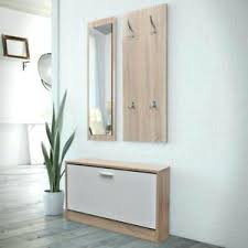 Hallway Shoe Storage Cabinet Small Bench With Storage Combined Hallway Shoe Cupboard And Coat