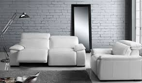 White Leather Recliner Sofa Find The Best Recliner Sofas In San Francisco At Mscape Mscape