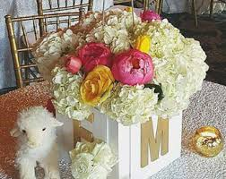 baby shower centerpieces for a girl abc baby block centerpiece block baby boy centerpieces baby