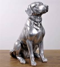 markor american country decorated home silver labrador advanced