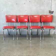set of four 1950 u0027s kitchen chairs u2013 urbanamericana
