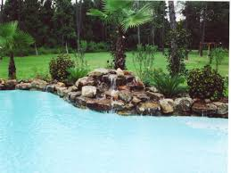 rock waterfalls for pools pool water features rock waterfall pool water features and water