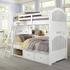 cool girls white bunk beds with white bunk beds for girls white