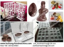 hollow chocolate egg mold j50 center hollow chocolate molding machine center hollow