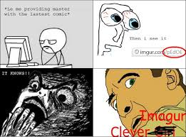 Rage Girl Meme - clever girl rage comic 9 clever girl know your meme