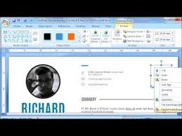 Modify Resume Resume Template How To Modify Qr Code In Microsoft Word 6 Of