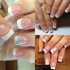 latest winter glitter sparkling nail art designs for girls