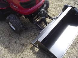 johnny bucket jr craftsman lawn and yard tractors