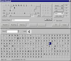 microsoft keyboard layout designer unicode and multilingual file conversion font and keyboard