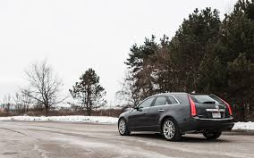2013 cadillac cts review 2013 cadillac cts premium sport wagon editors notebook