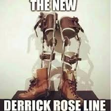 Derrick Rose Jersey Meme - the derrick rose memes have already started photo sports videos