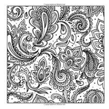 paisley design coloring pages animals paisley coloring