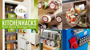 50s creative kitchen storage ideas youtube