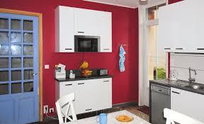 habillage mur cuisine installer sa cuisine avec des meubles de récup